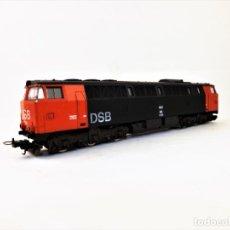Trenes Escala: LIMA LOCOMOTORA DANESA DSB/DC. Lote 140027922