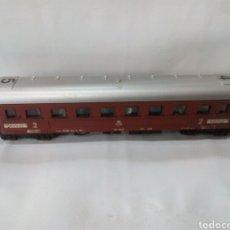 Trenes Escala: VAGON PASAJEROS CC1149 ODENSE ESCALA H0 LIMA. Lote 140260050