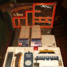 Trenes Escala: LIMA H0 5102T CON PUENTE. Lote 140452878