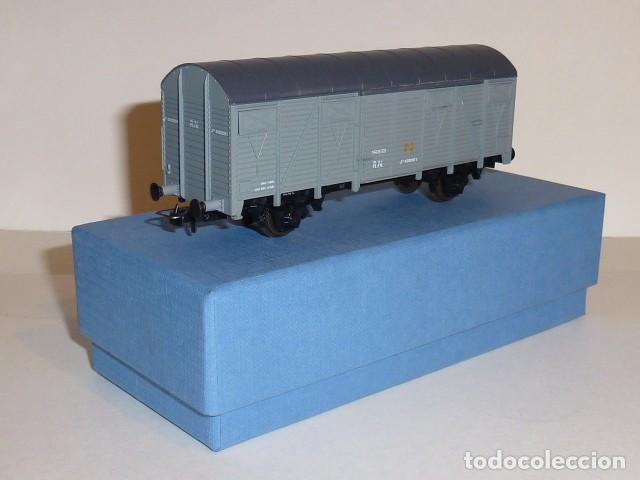 Trenes Escala: 0086-Lima vagón cerrado tipo J Epoca III R.N. H0 - 1/87 - Foto 2 - 140634246