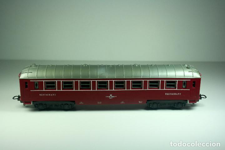 TREN TRENES ELECTRIC TRAIN LOCOMOTORA ESCALA H0 LIMA ITALY ITALIA VINTAGE 70 80 (Juguetes - Trenes a Escala H0 - Lima H0)