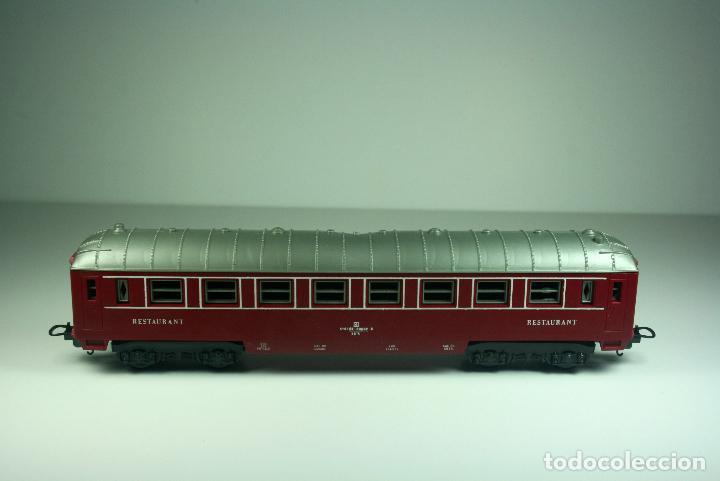 Trenes Escala: TREN TRENES ELECTRIC TRAIN LOCOMOTORA ESCALA H0 LIMA ITALY ITALIA VINTAGE 70 80 - Foto 2 - 140855350