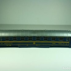 Trenes Escala: TREN TRENES ELECTRIC TRAIN LOCOMOTORA ESCALA H0 LIMA ITALY ITALIA VINTAGE 70 80. Lote 140856114