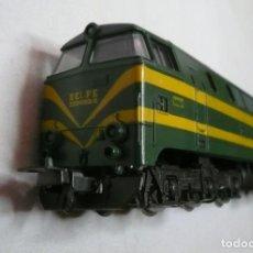 Trenes Escala: LOCOMOTORA LIMA H0 DIESEL ALCO 2100. Lote 140931210
