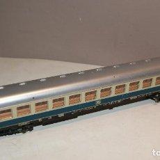 Trenes Escala: LIMA VAGON PASAJEROS DE LA DB DE 2ª BUEN ESTADO COMPLETO,BARATO. Lote 142968042