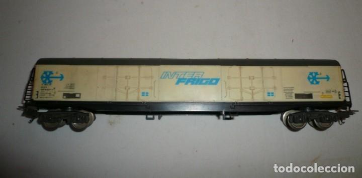 Trenes Escala: VAGON LIMA H0, INTER FRIGO REF. 30 3191 - Foto 5 - 141596782