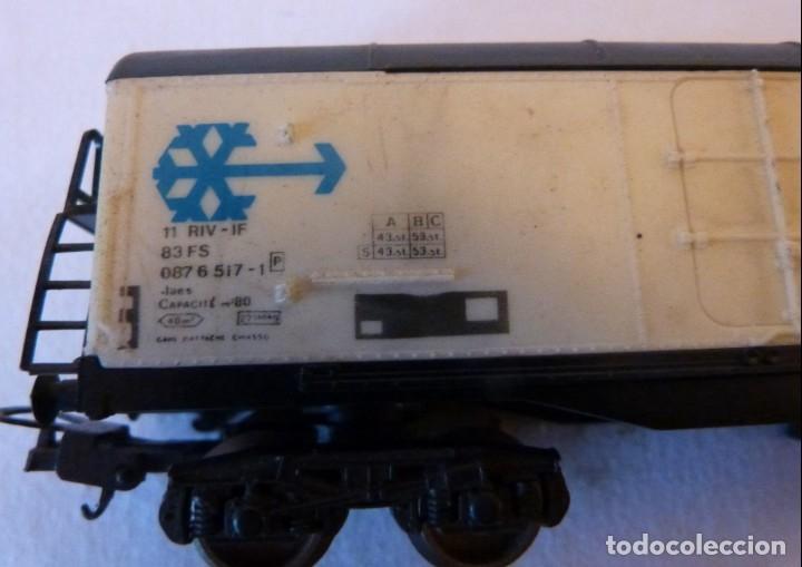Trenes Escala: VAGON LIMA H0, INTER FRIGO REF. 30 3191 - Foto 7 - 141596782