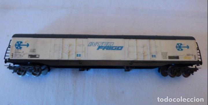 Trenes Escala: VAGON LIMA H0, INTER FRIGO REF. 30 3191 - Foto 8 - 141596782