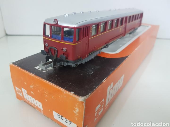Trenes Escala: Lima 8037 L de la db granate 26cms - Foto 2 - 144205332