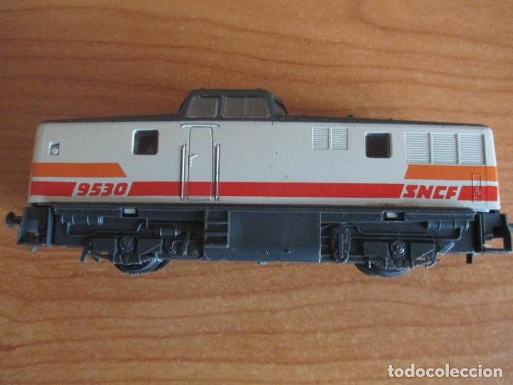 LOCOMOTORA LIMA H0 SNCF 9530 (Juguetes - Trenes a Escala H0 - Lima H0)