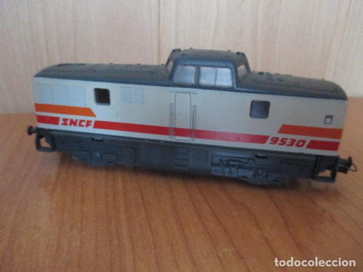 Trenes Escala: LOCOMOTORA LIMA H0 SNCF 9530 - Foto 2 - 144349194