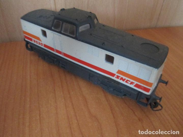 Trenes Escala: LOCOMOTORA LIMA H0 SNCF 9530 - Foto 3 - 144349194