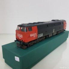 Trenes Escala: LOCOMOTORA LIMA 6403 DSB 1401 DIGITAL CÓDIGO 32 23 CM. Lote 148005682