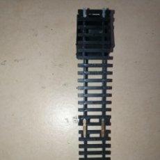 Trenes Escala: LIMA. VIA TOPE, FIN VIA DE TREN ELÉCTRICO (REF.N 3021). Lote 148802334