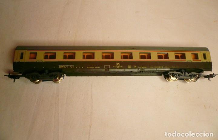 Trenes Escala: VAGON LIMA H0 REF. 9138 Y TRES TRAMOS RECTOS 222 MM - Foto 3 - 151463954