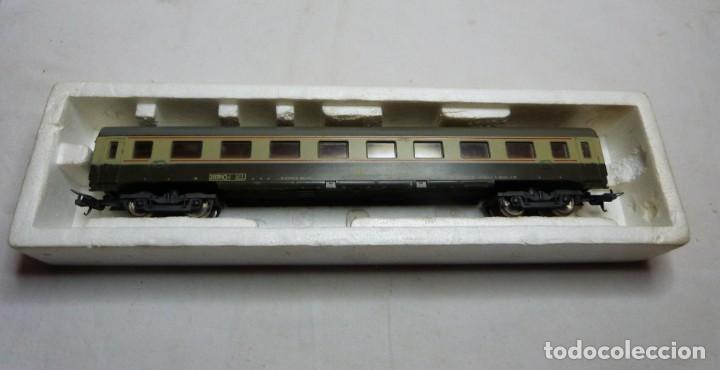 Trenes Escala: VAGON LIMA H0 REF. 9138 Y TRES TRAMOS RECTOS 222 MM - Foto 4 - 151463954