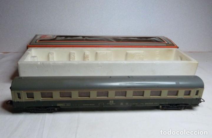 Trenes Escala: VAGON LIMA H0 REF. 9138 Y TRES TRAMOS RECTOS 222 MM - Foto 5 - 151463954