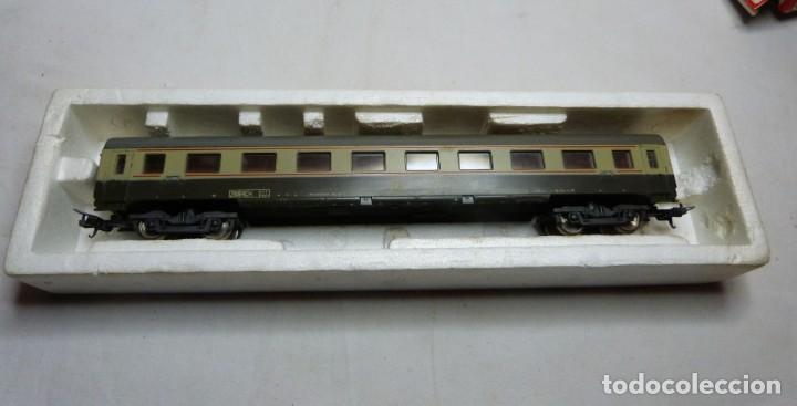 Trenes Escala: VAGON LIMA H0 REF. 9138 Y TRES TRAMOS RECTOS 222 MM - Foto 6 - 151463954