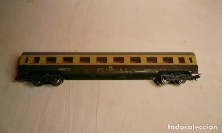Trenes Escala: VAGON LIMA H0 REF. 9138 Y TRES TRAMOS RECTOS 222 MM - Foto 8 - 151463954