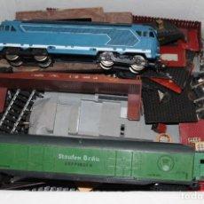 Trenes Escala: LOTE DE MATERIAL LIMA H0. Lote 152328066