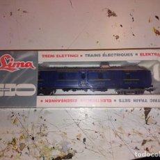 Trenes Escala: VAGON LIMA H0 CON CAJA ORIGINAL REF. 8036. Lote 153833398
