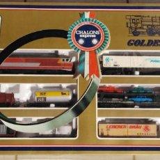 Trenes Escala: LOTE DE TRENES LIMA Y ELECTROTREN -ESCALA H0- (1979-80). Lote 154165818