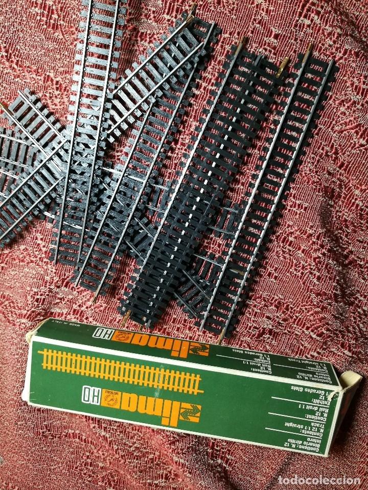 Trenes Escala: 9 vias binario diritto nº 30 20 LIMA H0---1:87 scale - Foto 6 - 154759834