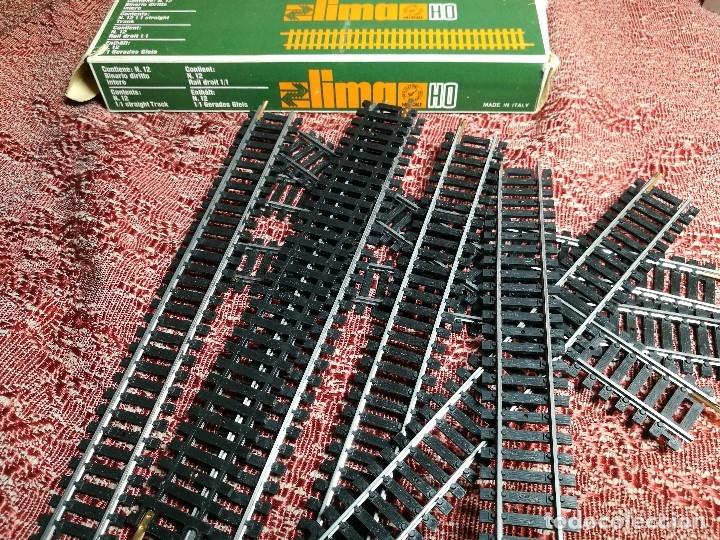 Trenes Escala: 9 vias binario diritto nº 30 20 LIMA H0---1:87 scale - Foto 2 - 154759834