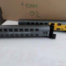 Trenes Escala: ANTIGUO VAGON TREN ESCALA H0 LIMA PARECE AUTOMOTOR . Lote 155686006