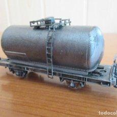 Trenes Escala: LIMA H0: VAGON CISTERNA CUSTOMIZADO. Lote 158435658