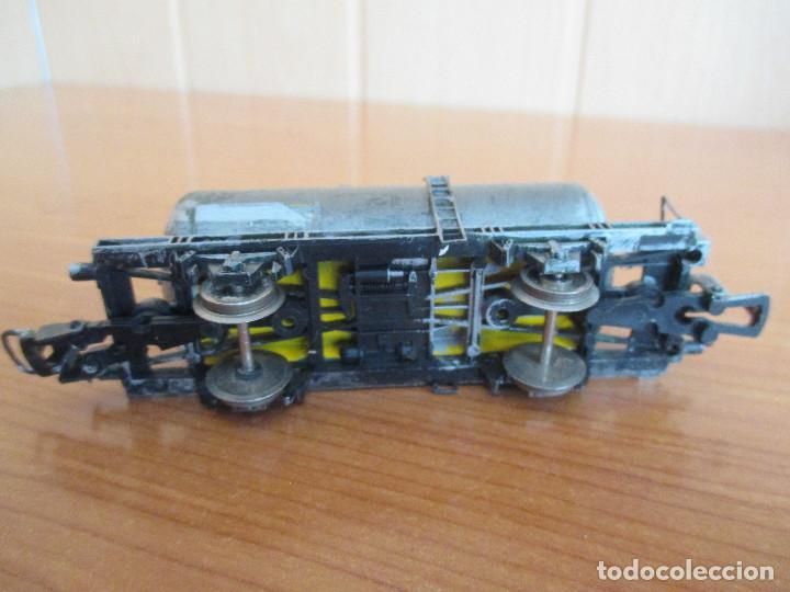 Trenes Escala: LIMA H0: VAGON CISTERNA CUSTOMIZADO - Foto 3 - 158435658