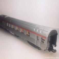 Comboios Escala: VAGÓN PASAJEROS LIMA H0 301024 TRANSEUROP EXPRESS (165). Lote 159232102