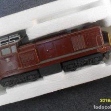 Trenes Escala: LOCOMOTORA DE LIMA H0. Lote 159655710