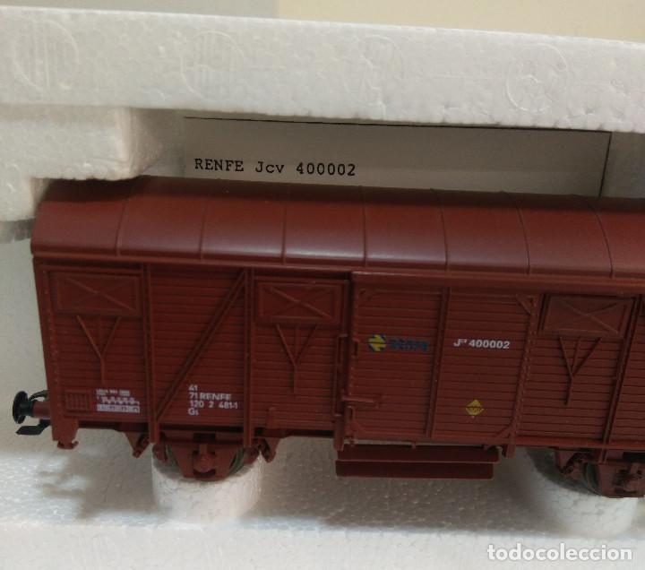 Scale Trains: Lima ref 303633ks VAGON CERRADO RENFE JVC 400002 - Foto 3 - 160371050