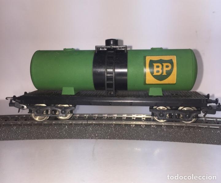 VAGÓN LIMA H0 9033 CISTERNA BP (173) (Juguetes - Trenes a Escala H0 - Lima H0)