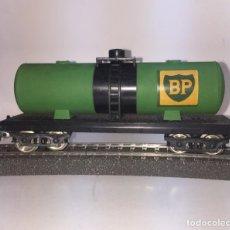 Trenes Escala: VAGÓN LIMA H0 9033 CISTERNA BP (173). Lote 160738410