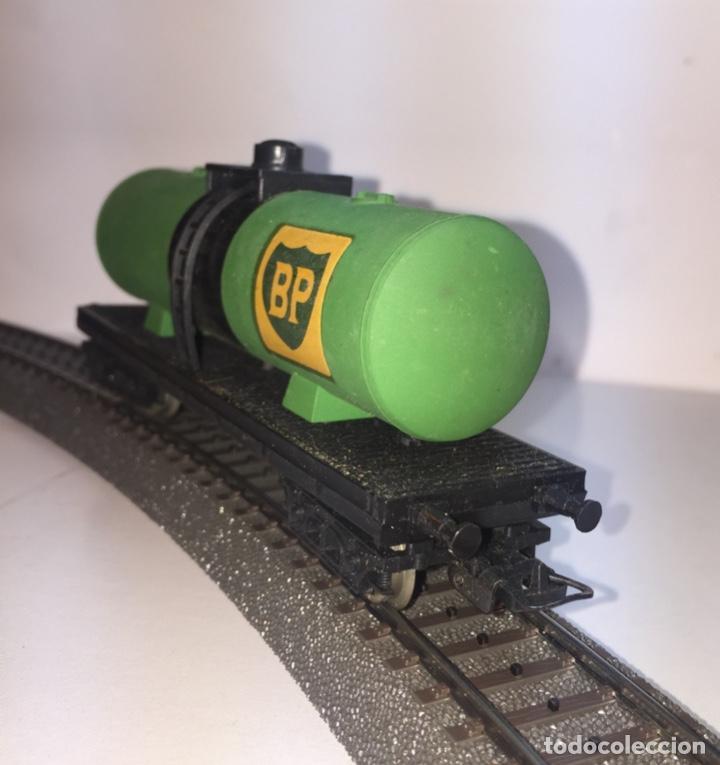 Trenes Escala: Vagón LIMA H0 9033 Cisterna BP (173) - Foto 2 - 160738410