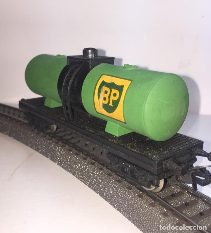 Trenes Escala: Vagón LIMA H0 9033 Cisterna BP (173) - Foto 3 - 160738410