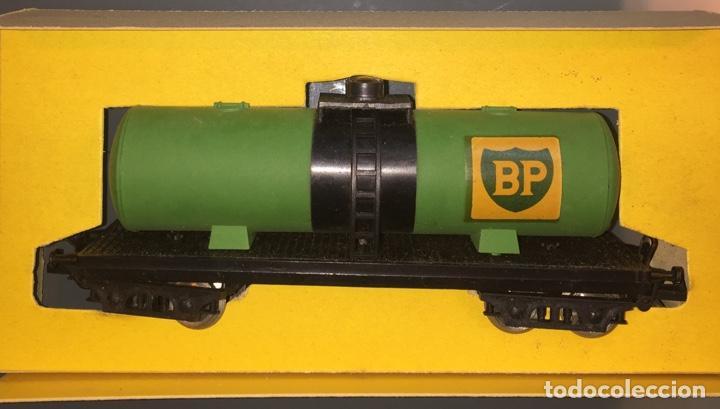 Trenes Escala: Vagón LIMA H0 9033 Cisterna BP (173) - Foto 4 - 160738410