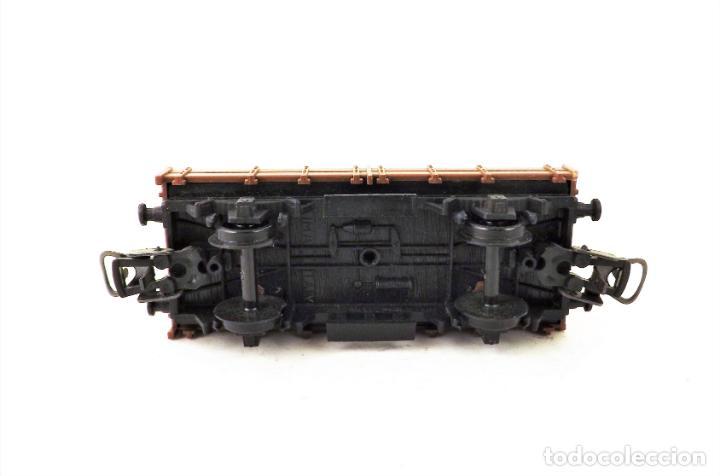 Trenes Escala: Lima Vagón con carga madera. Caja original - Foto 4 - 160817970