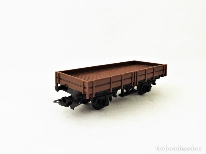 Trenes Escala: Lima Vagón borde bajo. Caja original - Foto 2 - 160818070