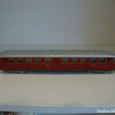 Trenes Escala: (TC-200/19) VAGON MARCA LIMA PASAJEROS MUY BUEN ESTADO. Lote 165599574