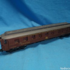 Trenes Escala: VAGON COMEDOR COCHE TORINO, LIMA ITALY, ESCALA H0. Lote 166753129