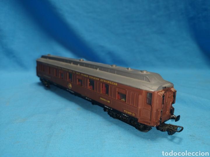 Trenes Escala: Vagon comedor coche torino, lima Italy, escala h0 - Foto 3 - 166753129
