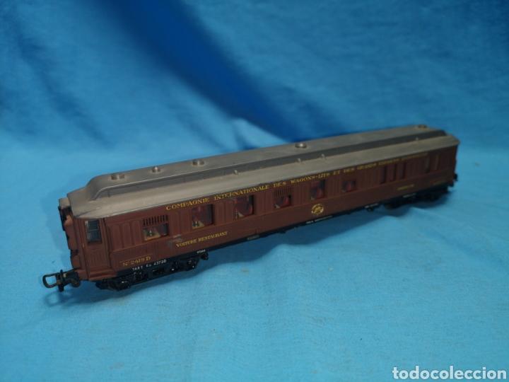 Trenes Escala: Vagon comedor coche torino, lima Italy, escala h0 - Foto 2 - 166753129