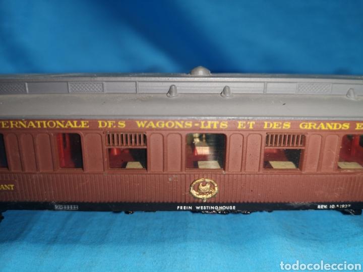 Trenes Escala: Vagon comedor coche torino, lima Italy, escala h0 - Foto 7 - 166753129