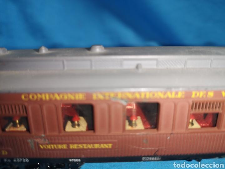 Trenes Escala: Vagon comedor coche torino, lima Italy, escala h0 - Foto 10 - 166753129