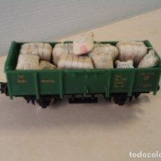 Trenes Escala: VAGÓN H0 TRANSPORTES LIMA. Lote 174168614
