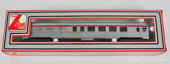 LIMA TREN REF. 30 3602. S.XX. (Juguetes - Trenes a Escala H0 - Lima H0)