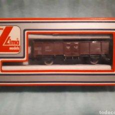 Trenes Escala: LIMA VAGON HO REF 3171 EN CAJA A ESTRENAR!. Lote 175806003